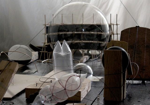 Offenes Atelier: GA estudio